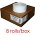 "8 Roll Case - Hantle/Genmega/Traverse 2"" ATM Paper"